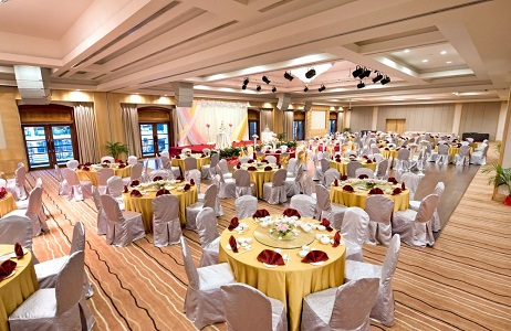Wedding Packages Singapore Swimming Club