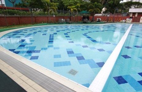 Learn To Swim Pool Singapore Swimming Club